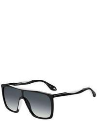 Givenchy Square Gradient Shield Sunglasses