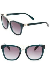 Balmain Modified 52mm Wayfarer Sunglasses