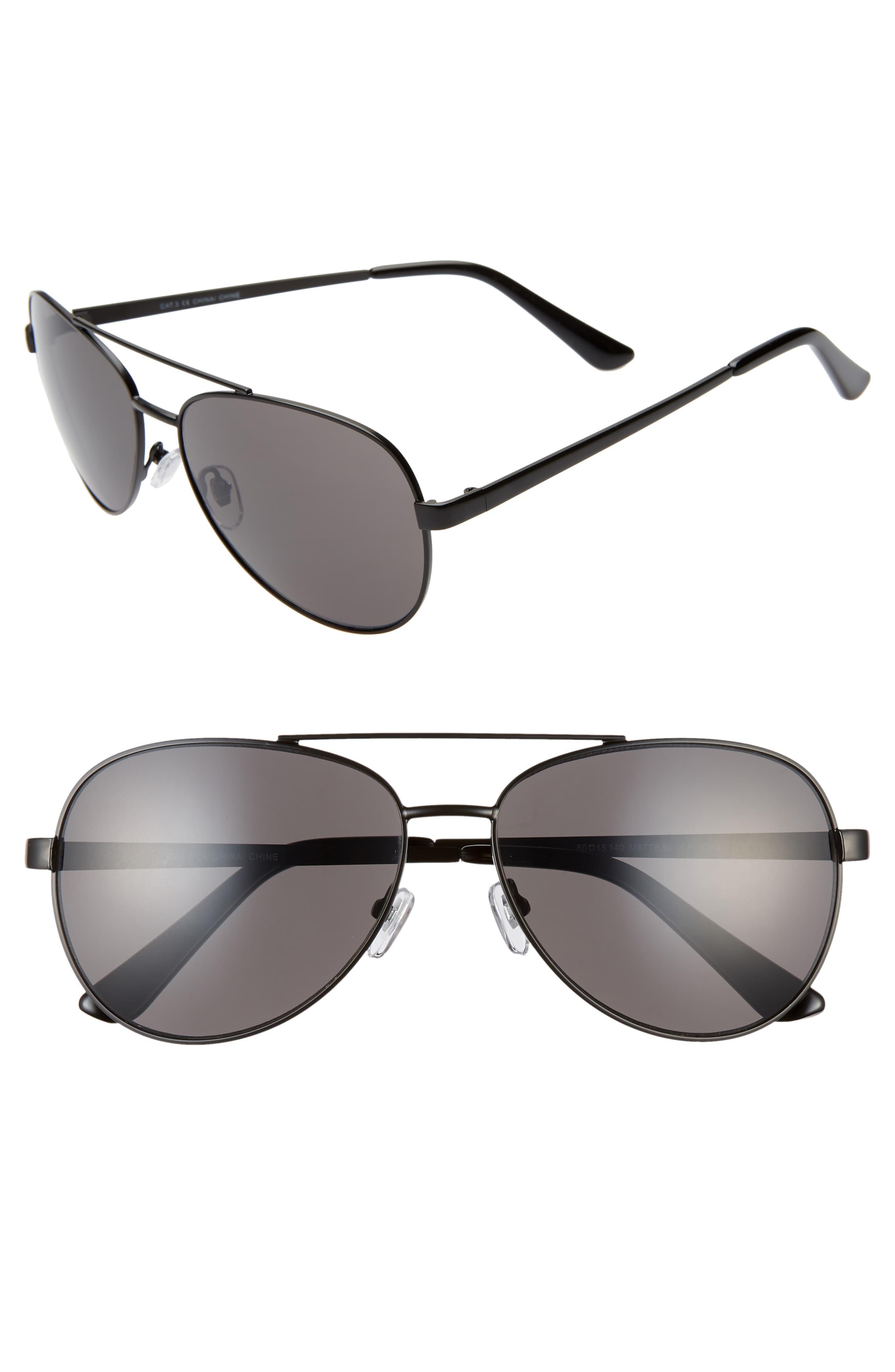 BP. Rhett 60mm Aviator Sunglasses