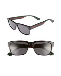 Gucci Sylvie 58mm Sunglasses