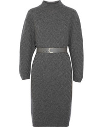 Charcoal sweater dress original 10228576