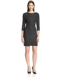 Andrew Marc Marc New York Cable Knit Sweater Dress