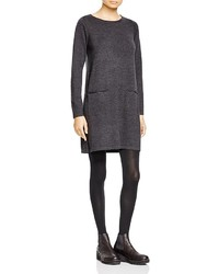 Eileen Fisher Merino Wool Sweater Dress