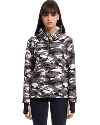 Freddy Diwo Zip Up Hooded Sweatshirt