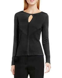 Vince Camuto Keyhole Sweater