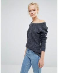 Vila Long Sleeve Sweater