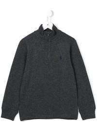 Ralph Lauren Kids Zipped Sweatshirt
