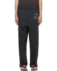Maison Margiela Black 1con Lounge Pants