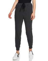 1 STATE Cozy Knit High Waist Jogger Pants