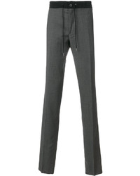 Lanvin Drawstring Pleated Trousers
