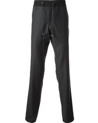 Emporio Armani Straight Leg Trouser