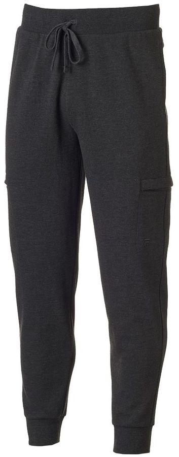 0875e95a1a08 ... Kohl's › Charcoal Sweatpants Fila Sport Apex Performance Jogger  Sweatpants ...