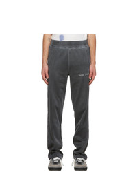 Palm Angels Grey Gart Dyed Lounge Pants