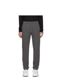 Z Zegna Grey Jersey Lounge Pants