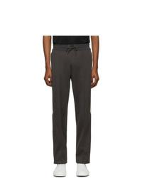 Givenchy Grey Sport Rib Lounge Pants