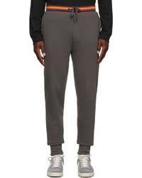 Paul Smith Grey Stripe Lounge Pants