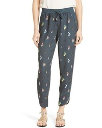 Ted Baker London Aleson Fly Fish Jogger Pants