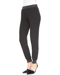 Slim cuffed pull on sweatpants medium 99498