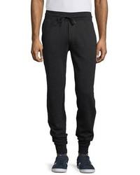 Moncler Slim Fit Jogger Pants Charcoal