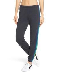 Stripe sweatpants medium 8831925
