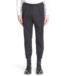 Zip pocket jogger pants medium 611444