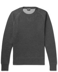 Tom Ford Cotton Blend Jersey Sweatshirt