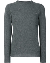 Dondup Holes Detail Sweatshirt