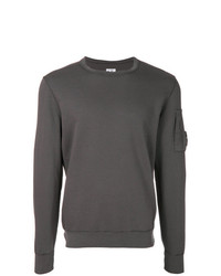 CP Company Sleeve Pocket Detail Sweatshirt