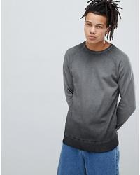 YOURTURN Sweatshirt In Dark Grey