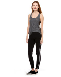 Joe Fresh Active Racerback Tank Grey