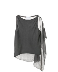 Lost & Found Ria Dunn Draped Tank Top