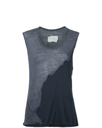 Greg Lauren Patchwork Tank