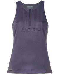 adidas by Stella McCartney Zip Down Tank Top