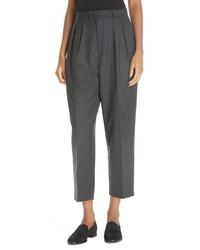 Polo Ralph Lauren High Waist Straight Crop Pants