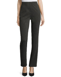 Liz Claiborne Ponte Tapered Ankle Pants