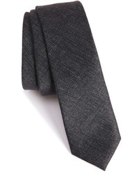 The Kooples Flannel Skinny Tie
