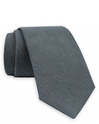 Gitman solid woven wool silk tie medium 782416