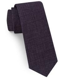 London solid skinny cotton tie medium 5208107