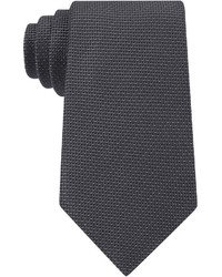 Claiborne Pebble Solid Silk Tie