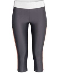 H&M 34 Length Sports Tights