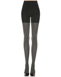 Spanx Center Stage Heathered Shaping Tights