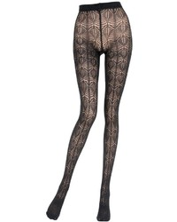 La perla crocheted effect tights medium 754723