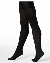 Spanx Opaque Reversible Tummy Control Tights Also Available In Extended Sizes