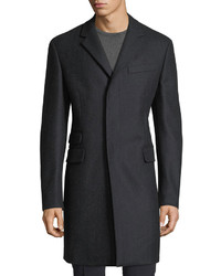 Prada Cashmere Wool Trench Coat