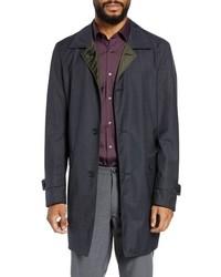 BOSS Dylan Trim Fit Reversible Top Coat