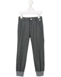 Il Gufo Gathered Ankle Trousers