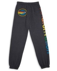 Aviator Nation Toddlers Little Boys Boys Heathered Pants