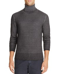 Eidos Mouline Turtleneck Sweater 100%
