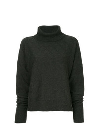 Maison Margiela Roll Neck Long Sleeve Sweater