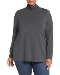 Stretch modal turtleneck medium 793474